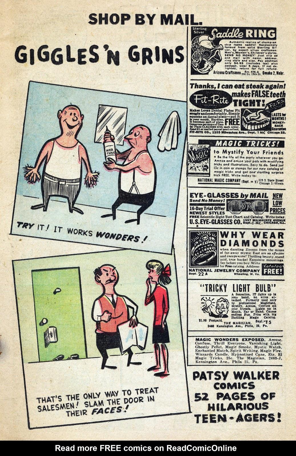 Read online Gay Comics comic -  Issue #31 - 19