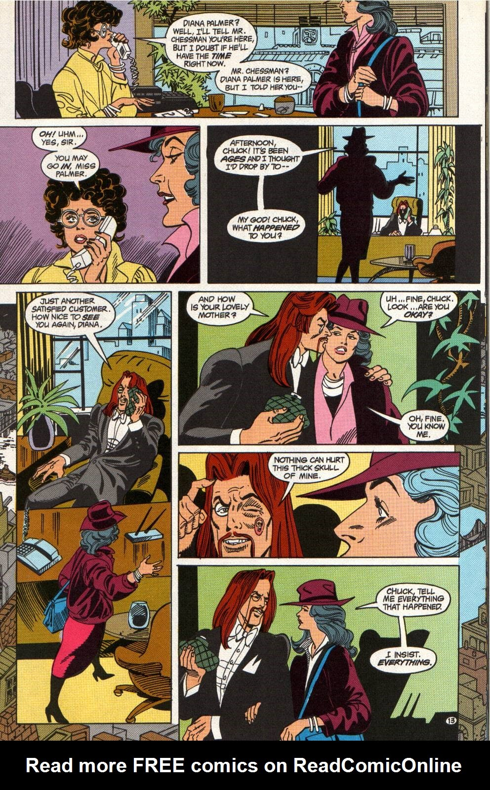 Read online The Phantom (1988) comic -  Issue #3 - 14
