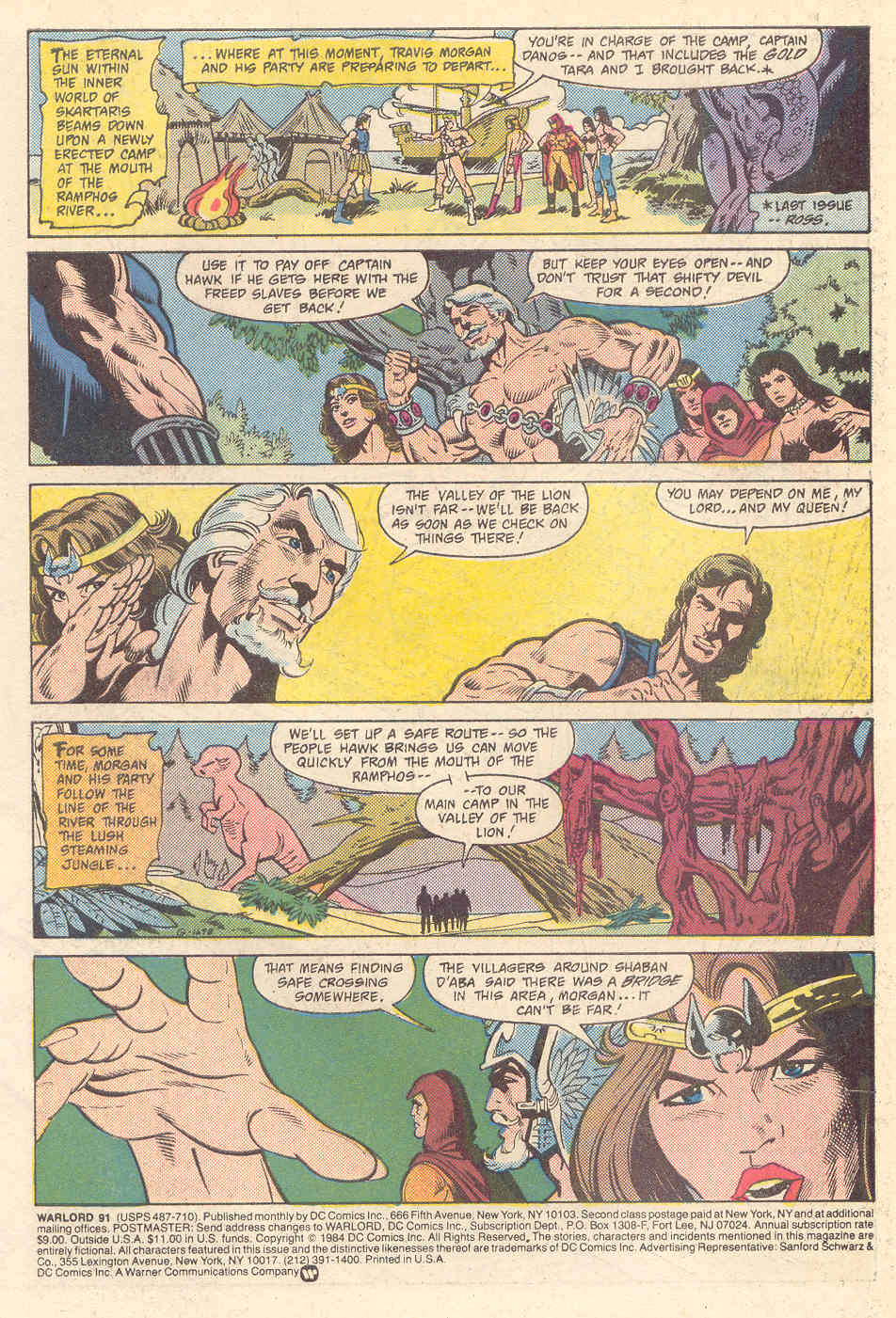 Warlord (1976) issue 91 - Page 2