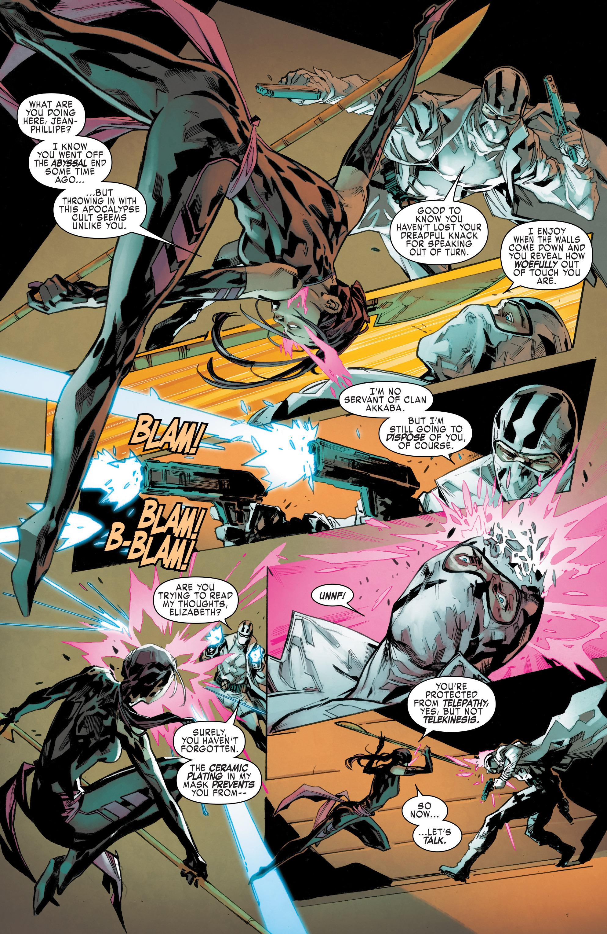 Read online Uncanny X-Men (2016) comic -  Issue #8 - 12