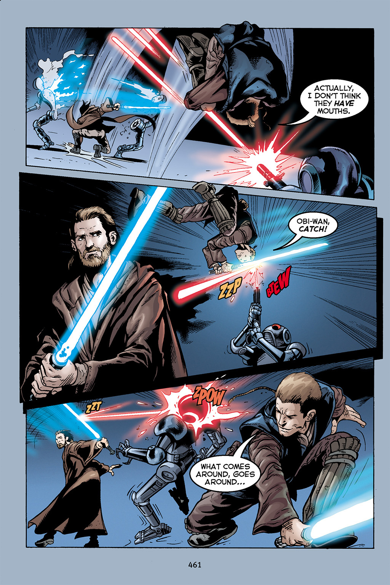 Read online Star Wars Omnibus comic -  Issue # Vol. 10 - 454