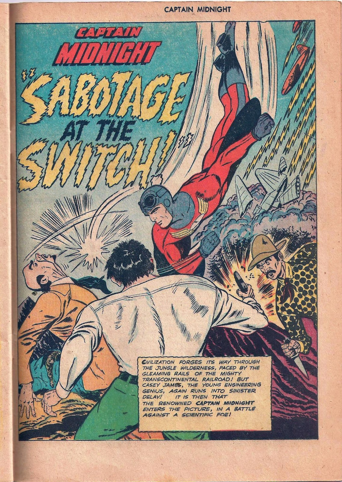 Captain Midnight (1942) issue 53 - Page 41