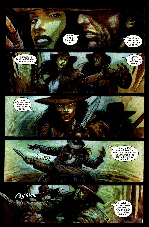 Read online Apache Skies comic -  Issue #3 - 6