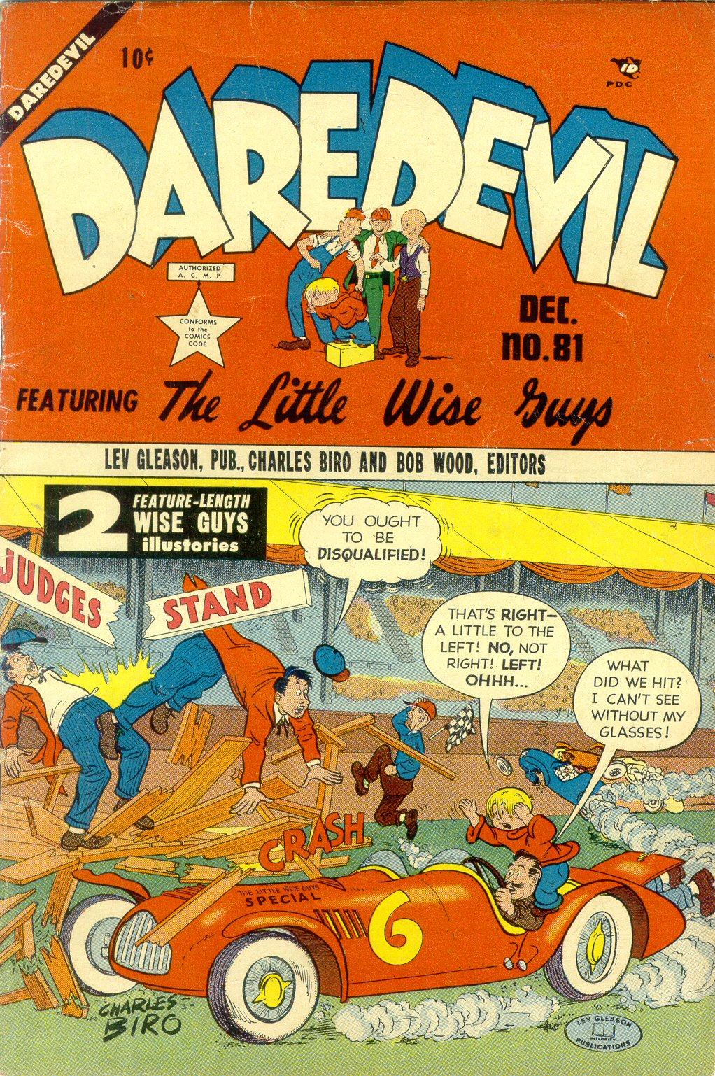 Daredevil (1941) 81 Page 1