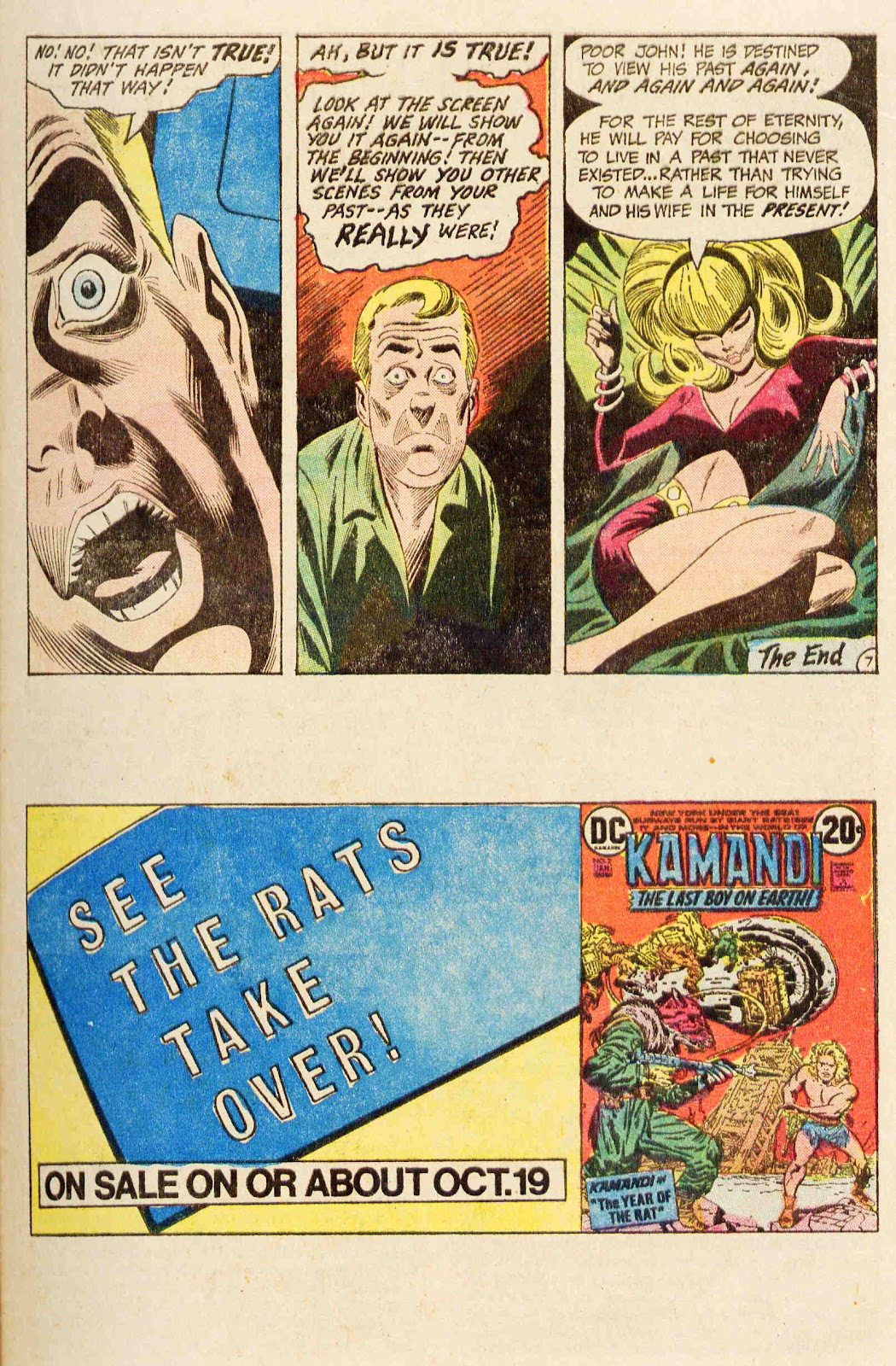 The Witching Hour (1969) issue 26 - Page 18