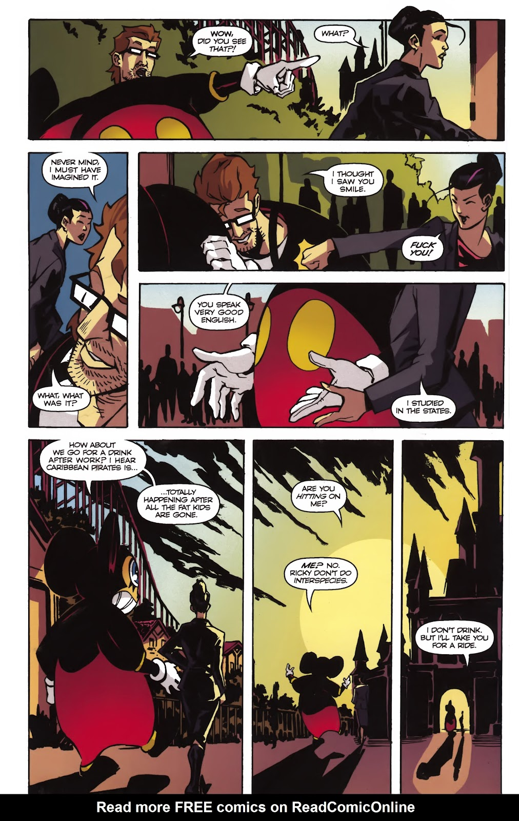 Read online Ricky Rouse Has A Gun comic -  Issue # TPB (Part 1) - 51