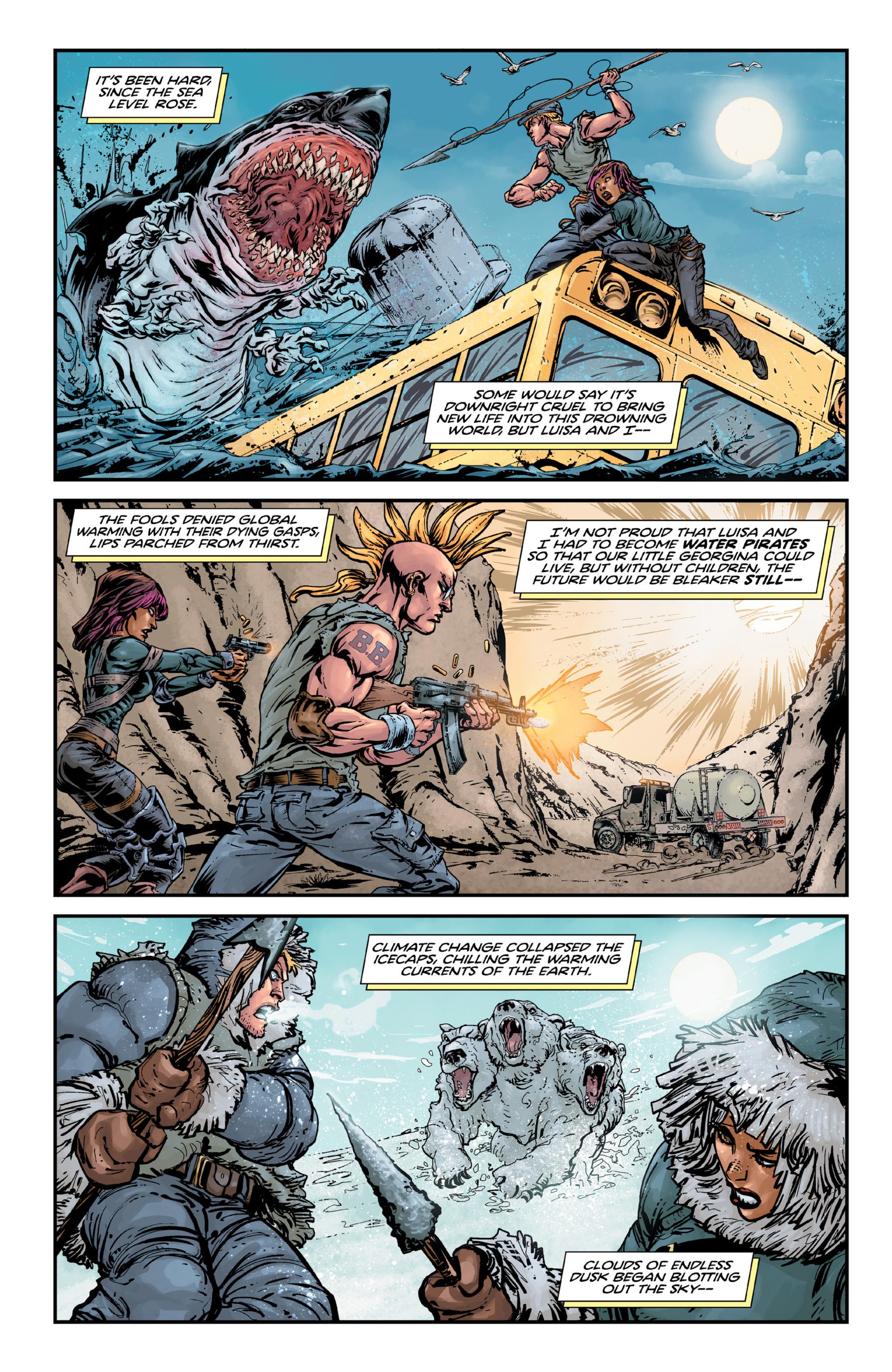 Read online Brain Boy:  The Men from G.E.S.T.A.L.T. comic -  Issue # TPB - 70
