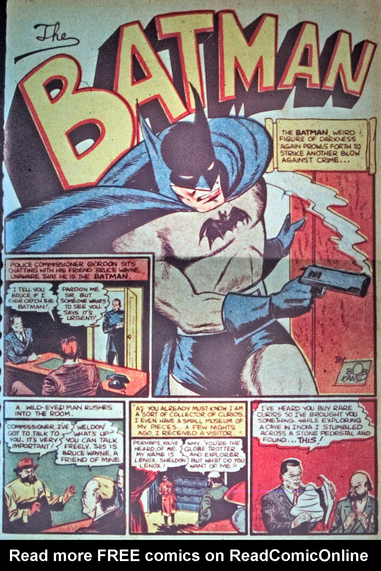Detective Comics (1937) 35 Page 2