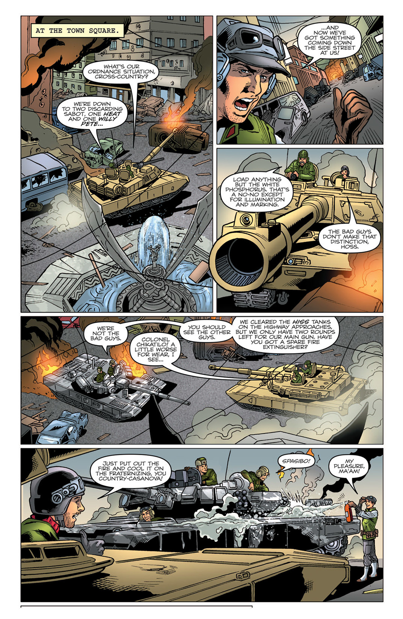 G.I. Joe: A Real American Hero 174 Page 20