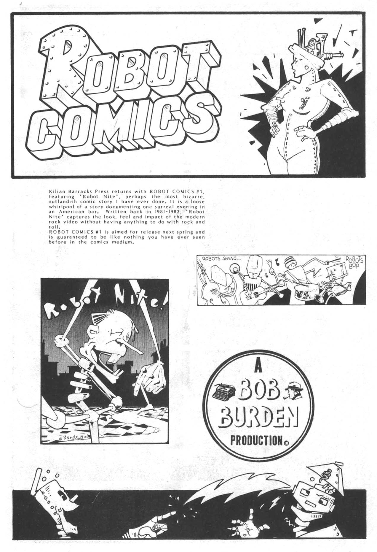 Read online Flaming Carrot Comics (1984) comic -  Issue #14 - 31