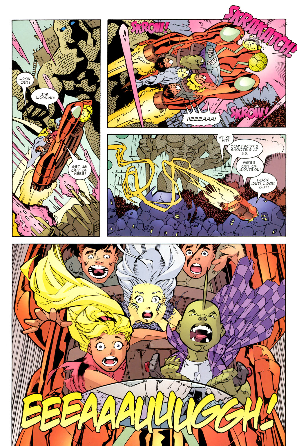 Read online She-Dragon comic -  Issue # Full - 26