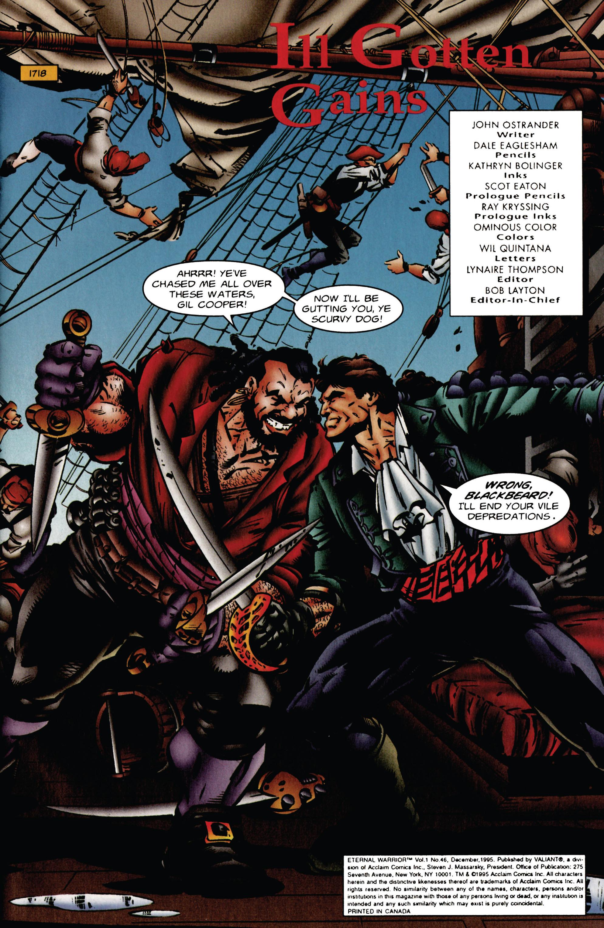 Read online Eternal Warrior (1992) comic -  Issue #46 - 2
