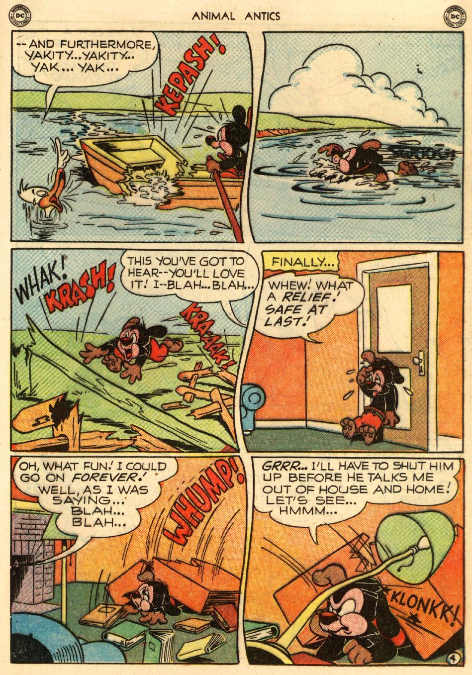 Read online Animal Antics comic -  Issue #29 - 37