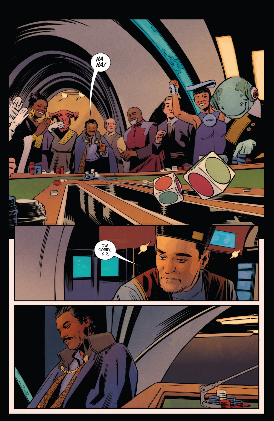 Read online Star Wars: Age of Rebellion - Heroes comic -  Issue # TPB - 56