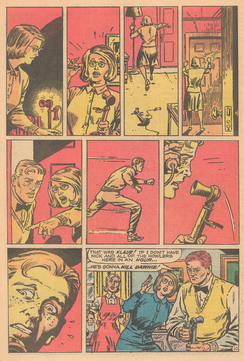 Read online Sgt. Fury comic -  Issue #69 - 16
