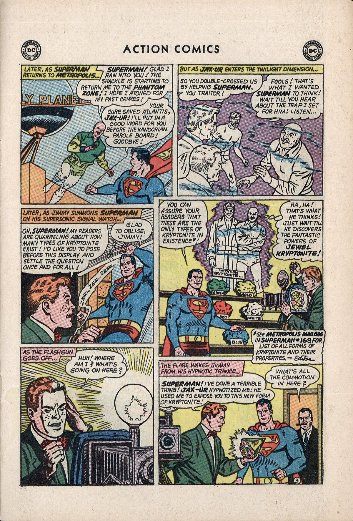 Read online Action Comics (1938) comic -  Issue #310 - 11