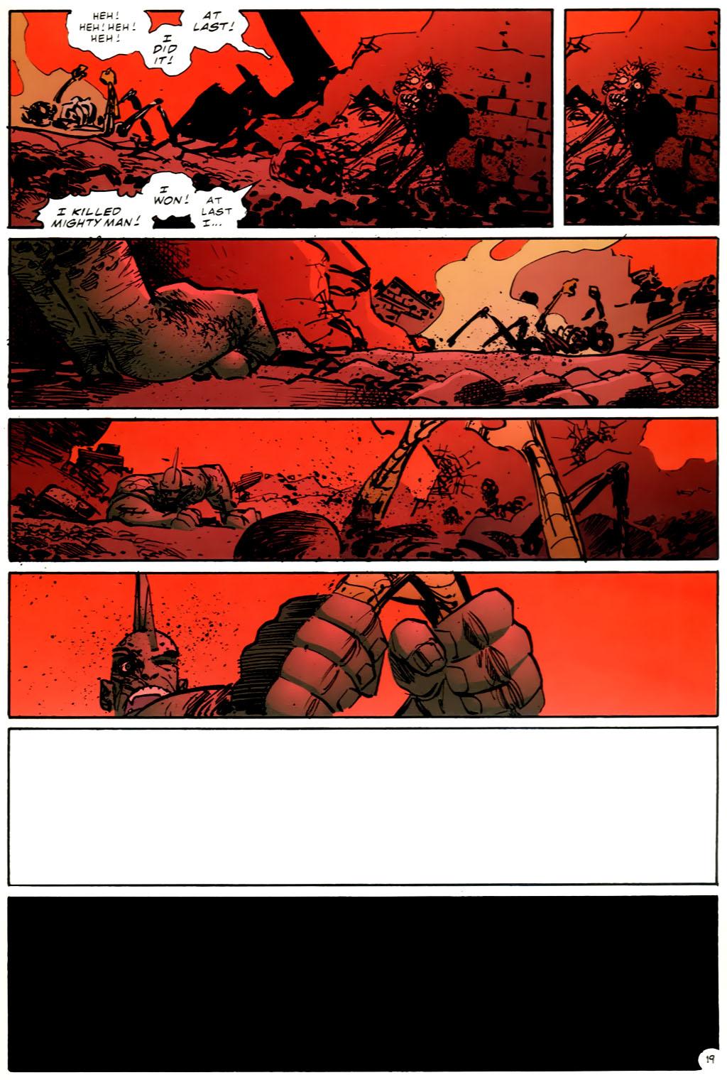 The Savage Dragon (1993) Issue #98 #101 - English 20