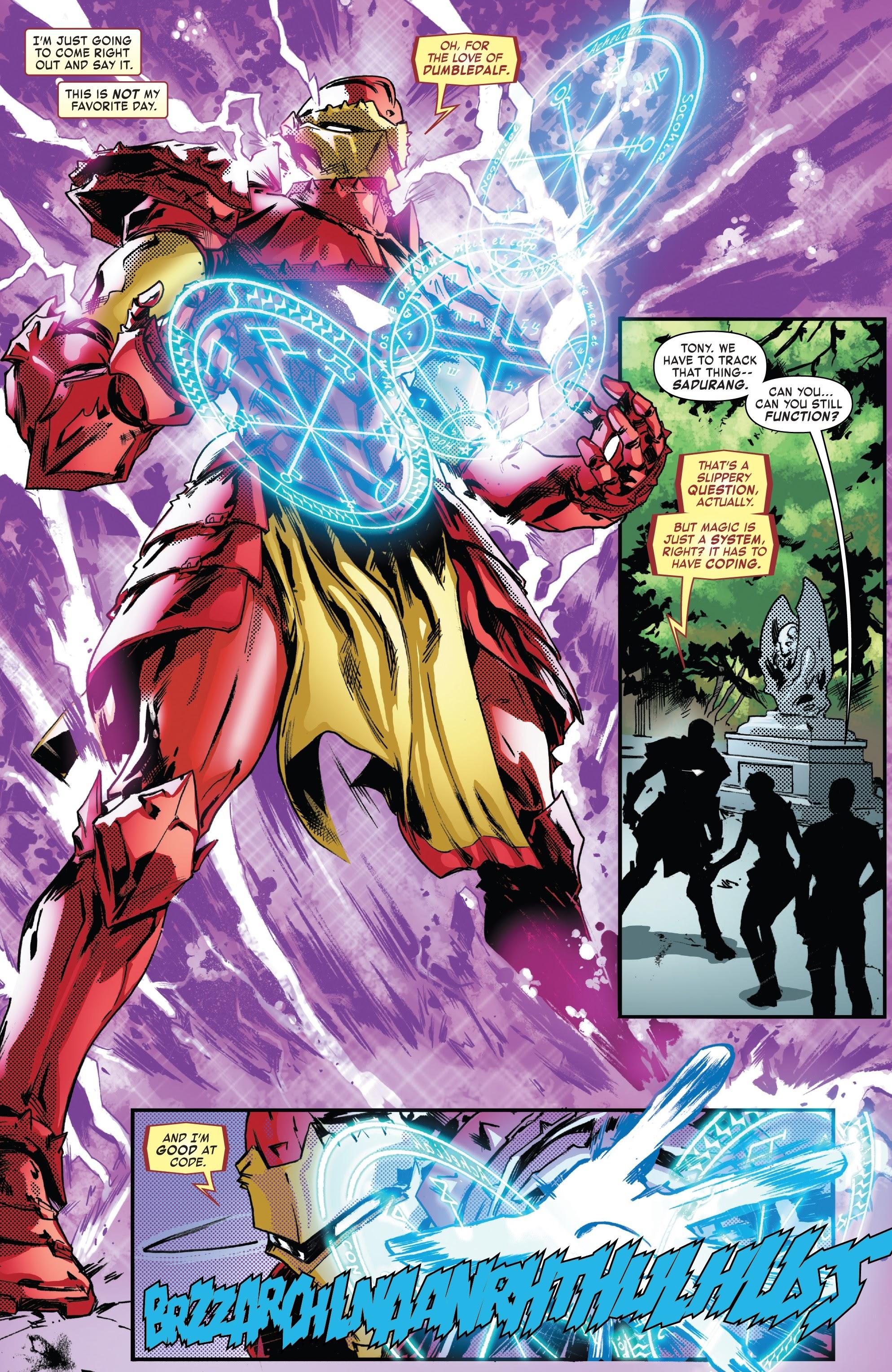Read online Tony Stark: Iron Man comic -  Issue #13 - 7