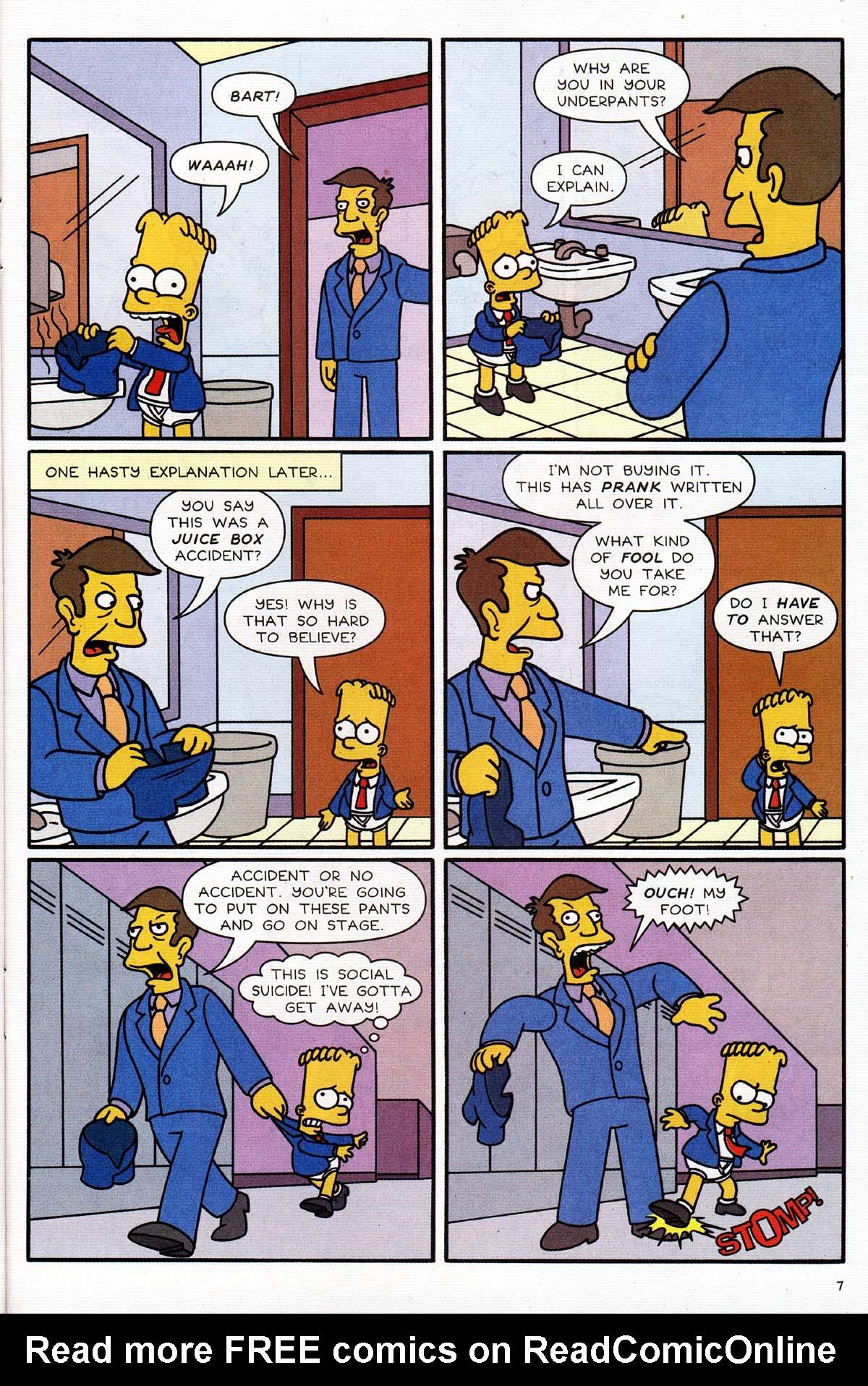 Read online Simpsons Comics Presents Bart Simpson comic -  Issue #13 - 31