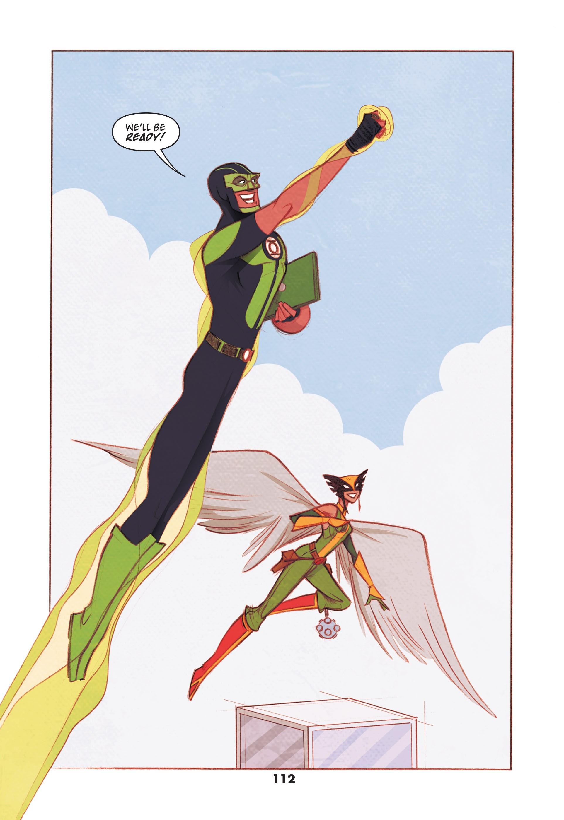 Dear Justice League #TPB_(Part_1) #2 - English 100