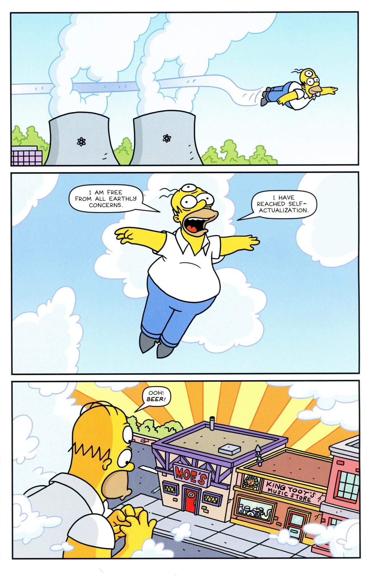 Read online Simpsons Comics comic -  Issue #233 - 15