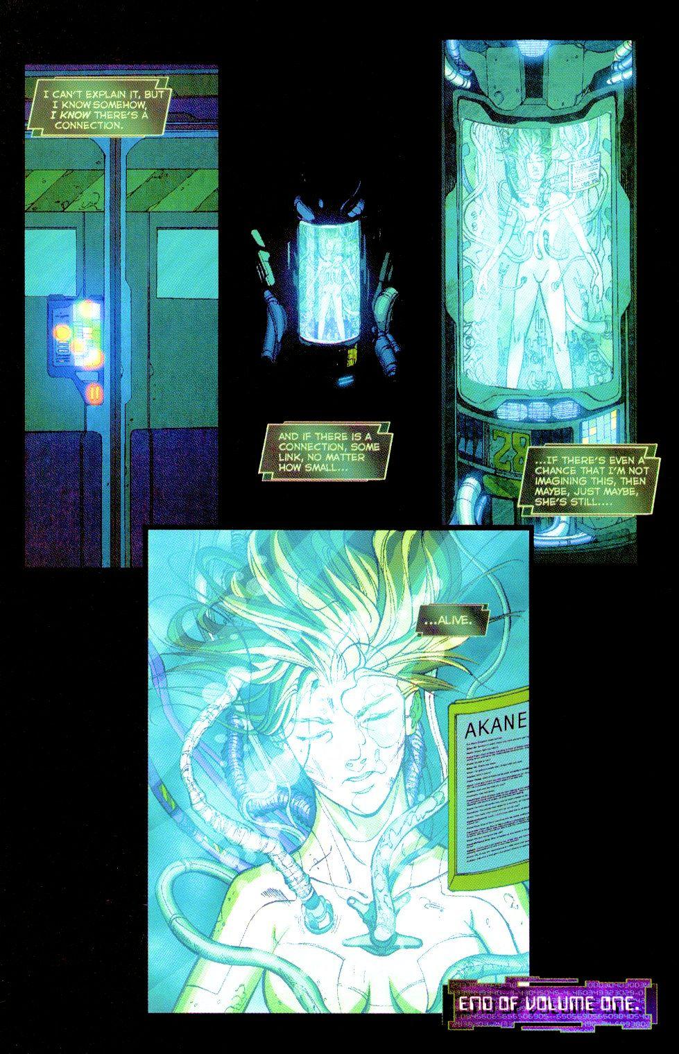 Darkminds (1998) Issue #8 #9 - English 27