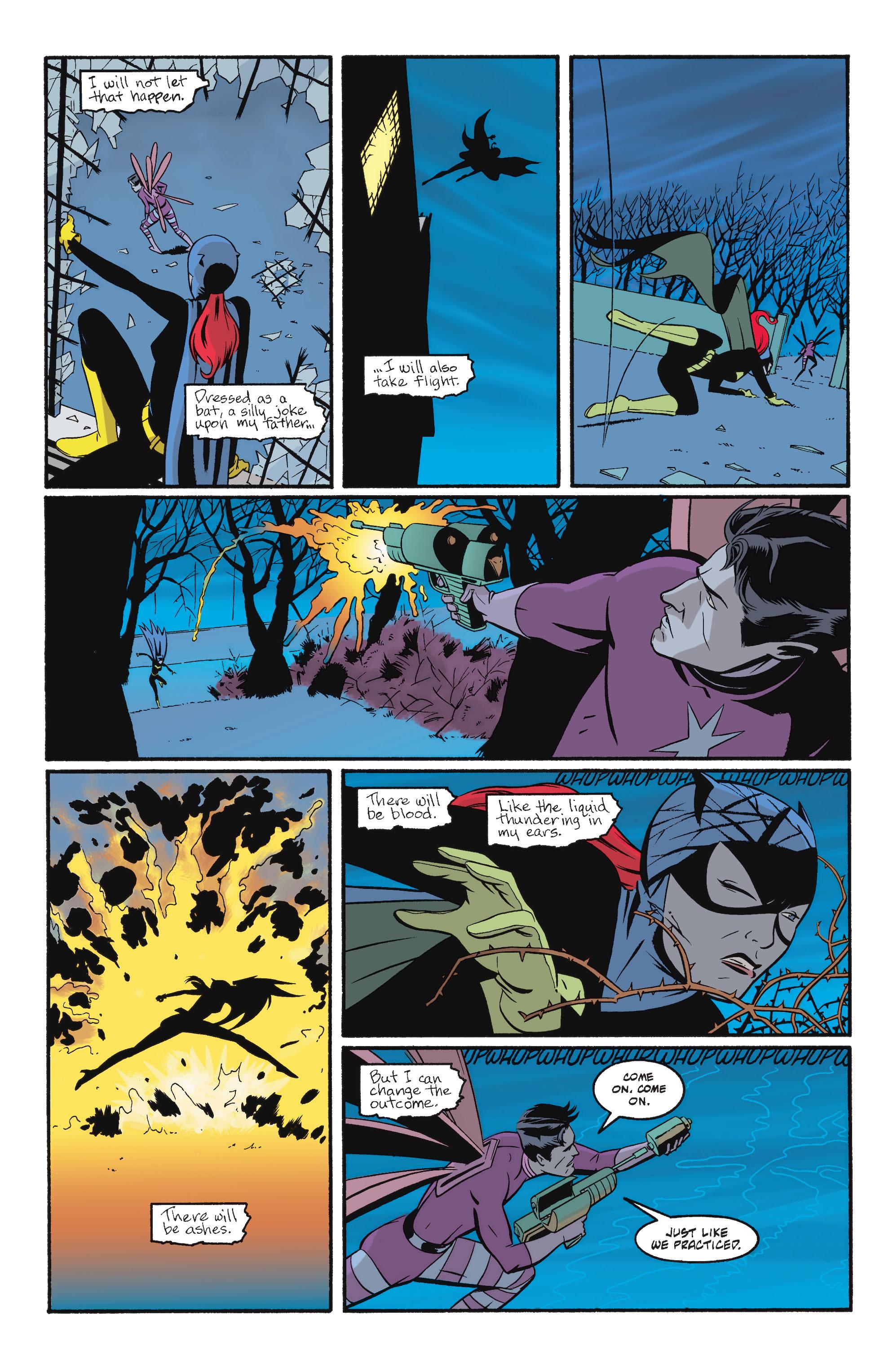 Read online Batgirl/Robin: Year One comic -  Issue # TPB 2 - 35