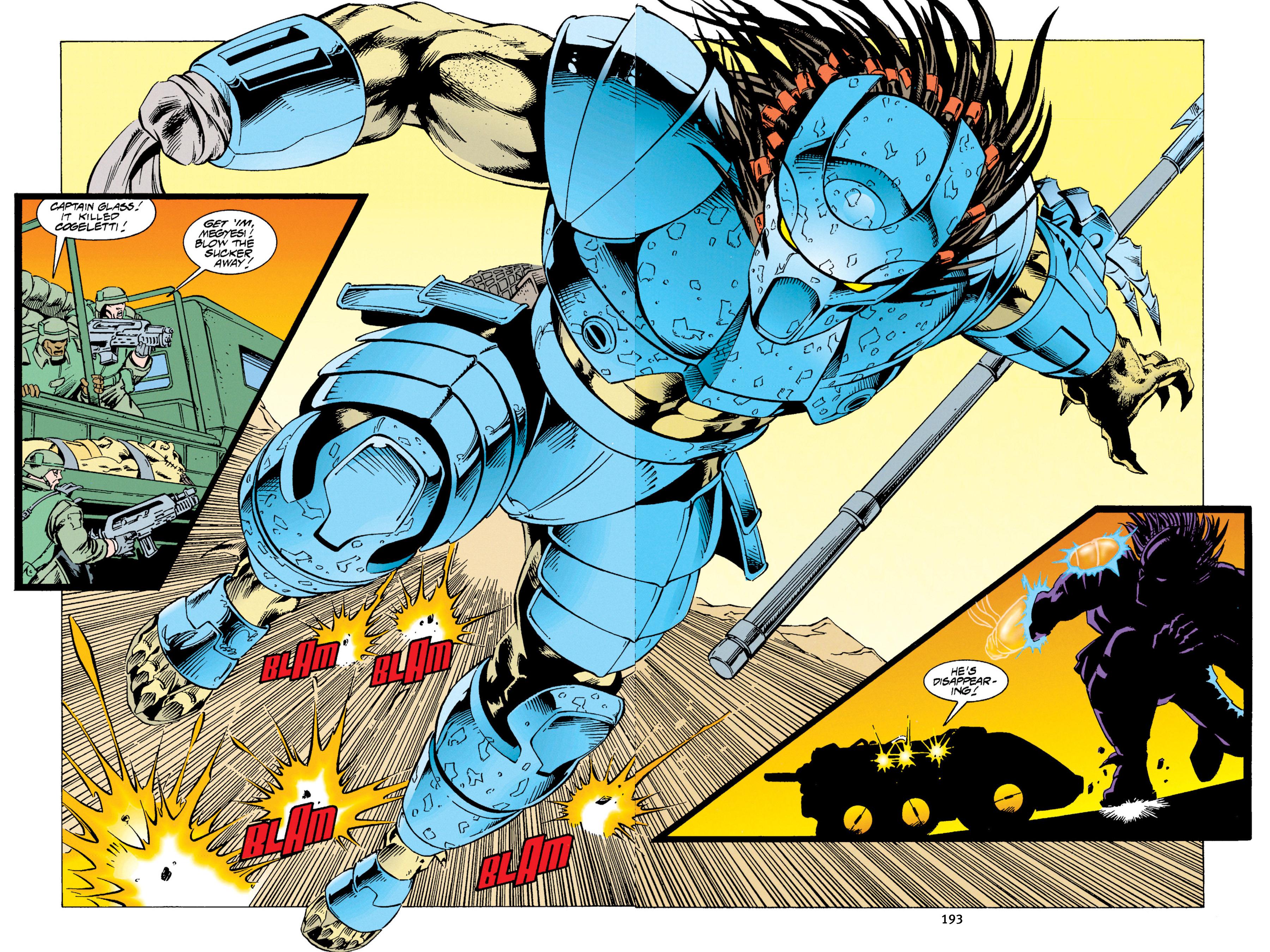 Read online Aliens vs. Predator Omnibus comic -  Issue # _TPB 1 Part 2 - 89