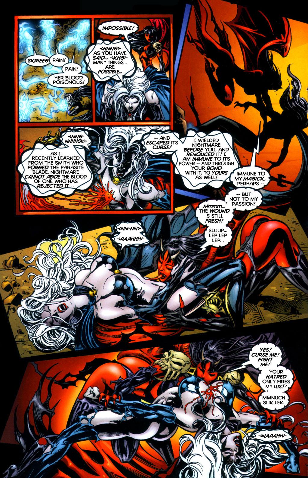 Read online Lady Death vs. Purgatori comic -  Issue # Full - 18