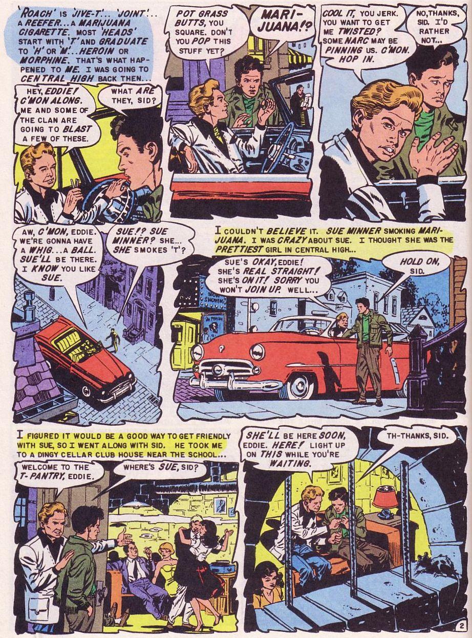 Read online Shock SuspenStories comic -  Issue #12 - 11