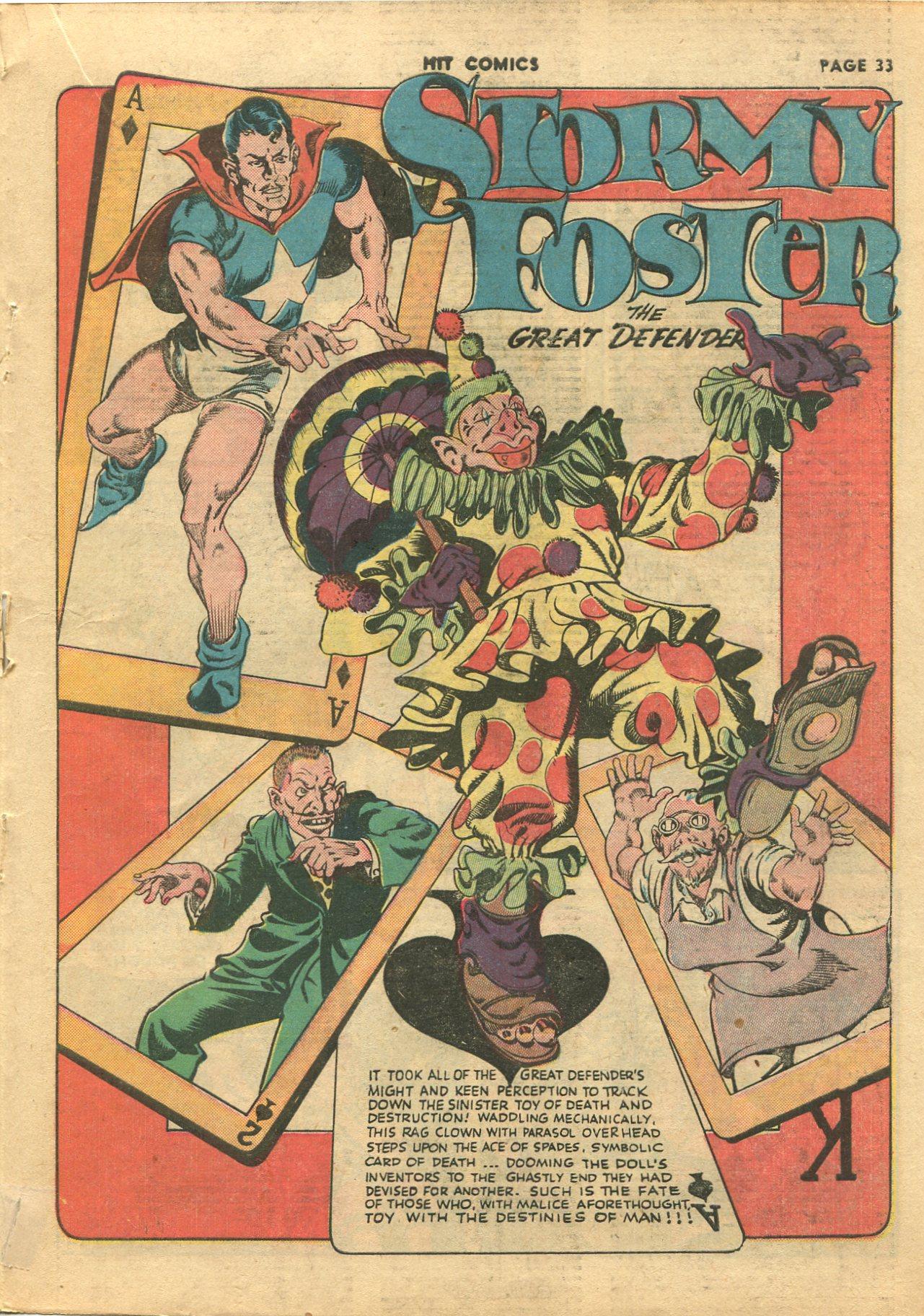 Read online Hit Comics comic -  Issue #28 - 36