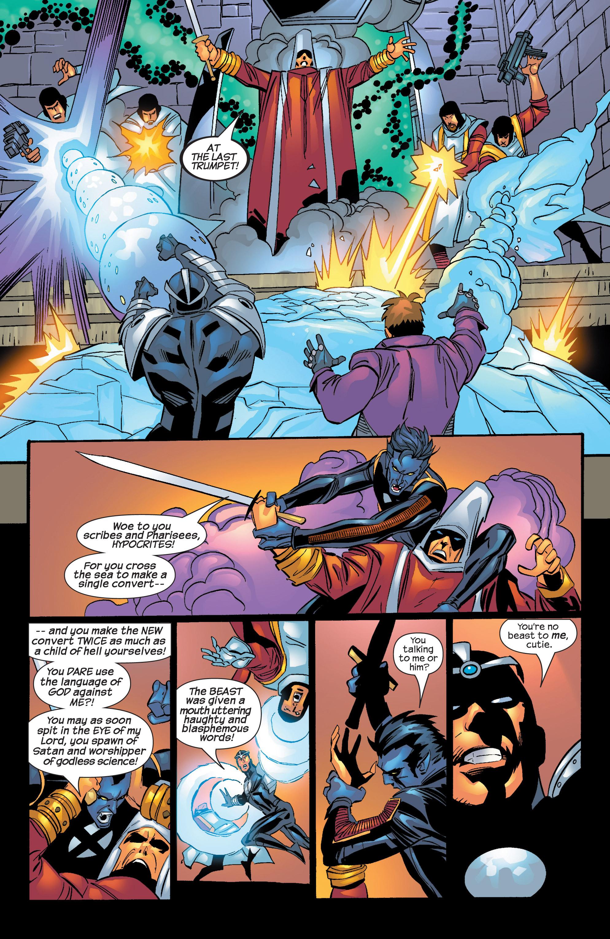 Read online Uncanny X-Men (1963) comic -  Issue #424 - 21