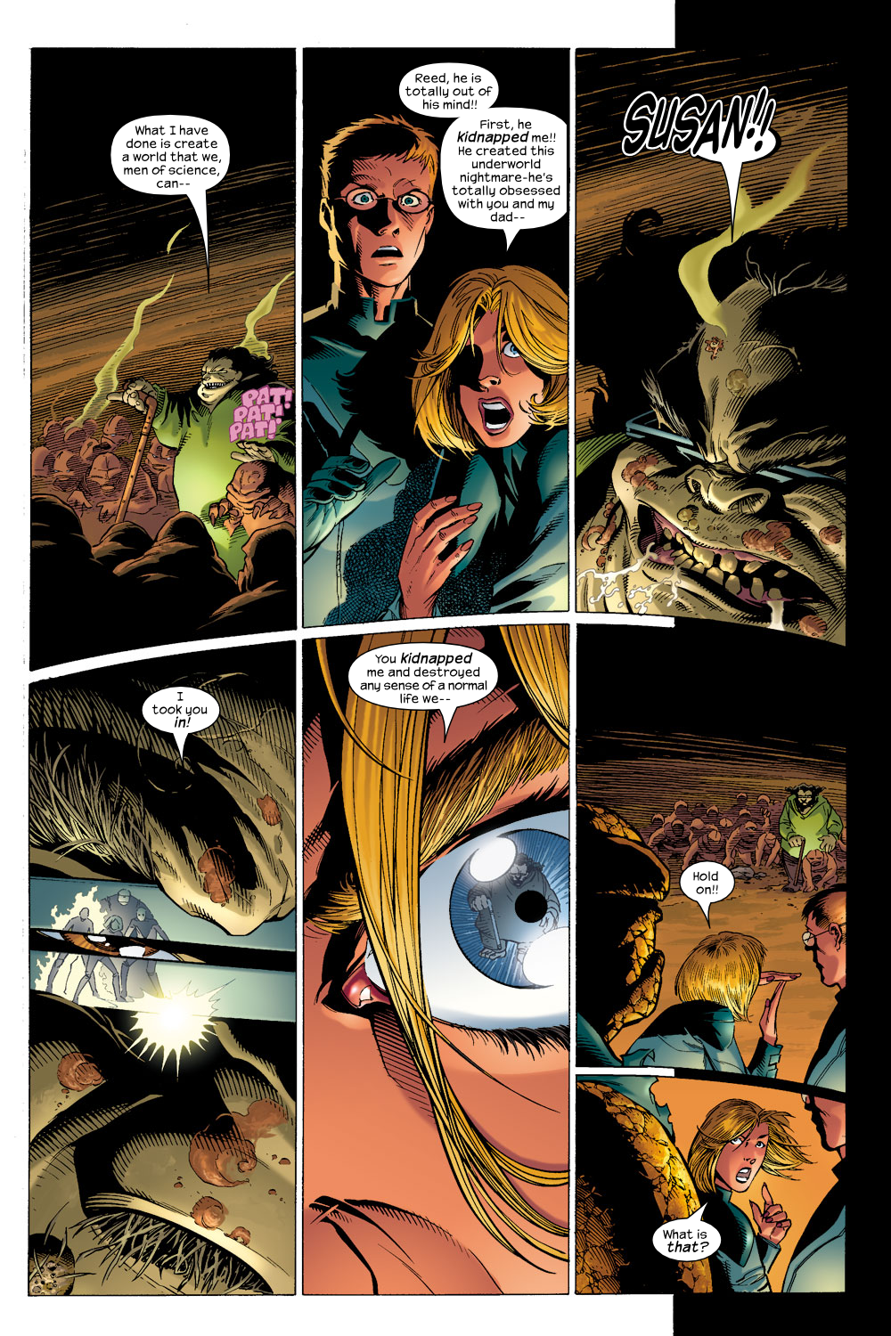 Read online Ultimate Fantastic Four (2004) comic -  Issue #6 - 5