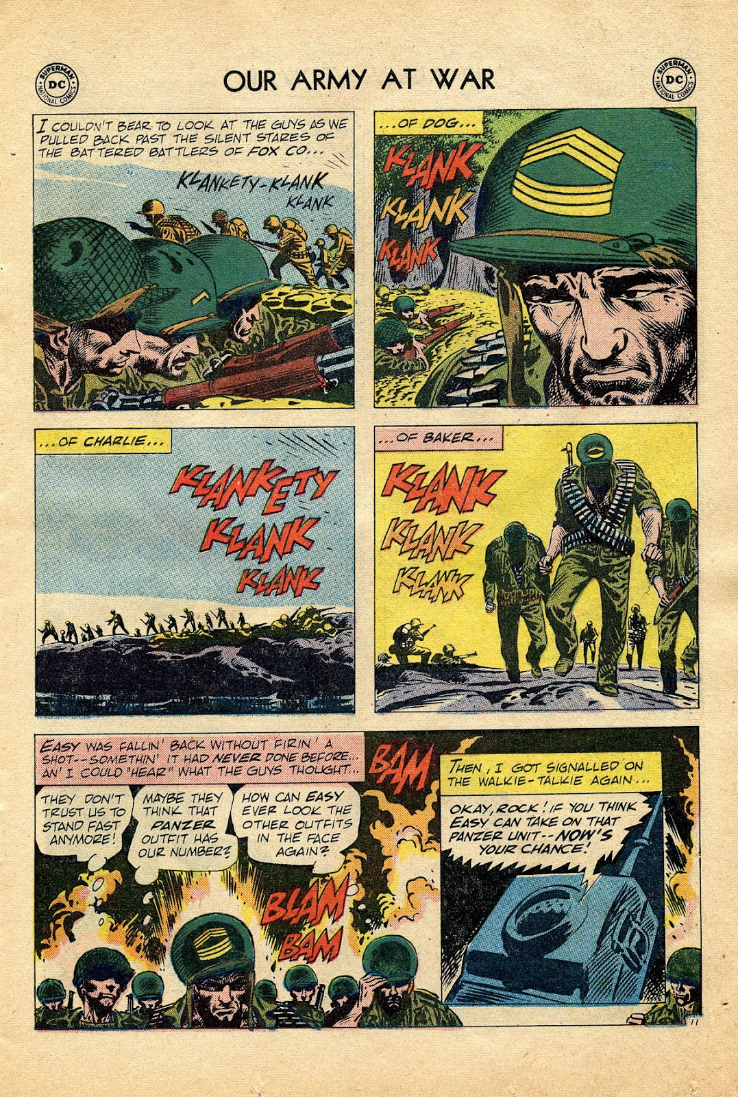 Our Army at War (1952) issue 99 - Page 15
