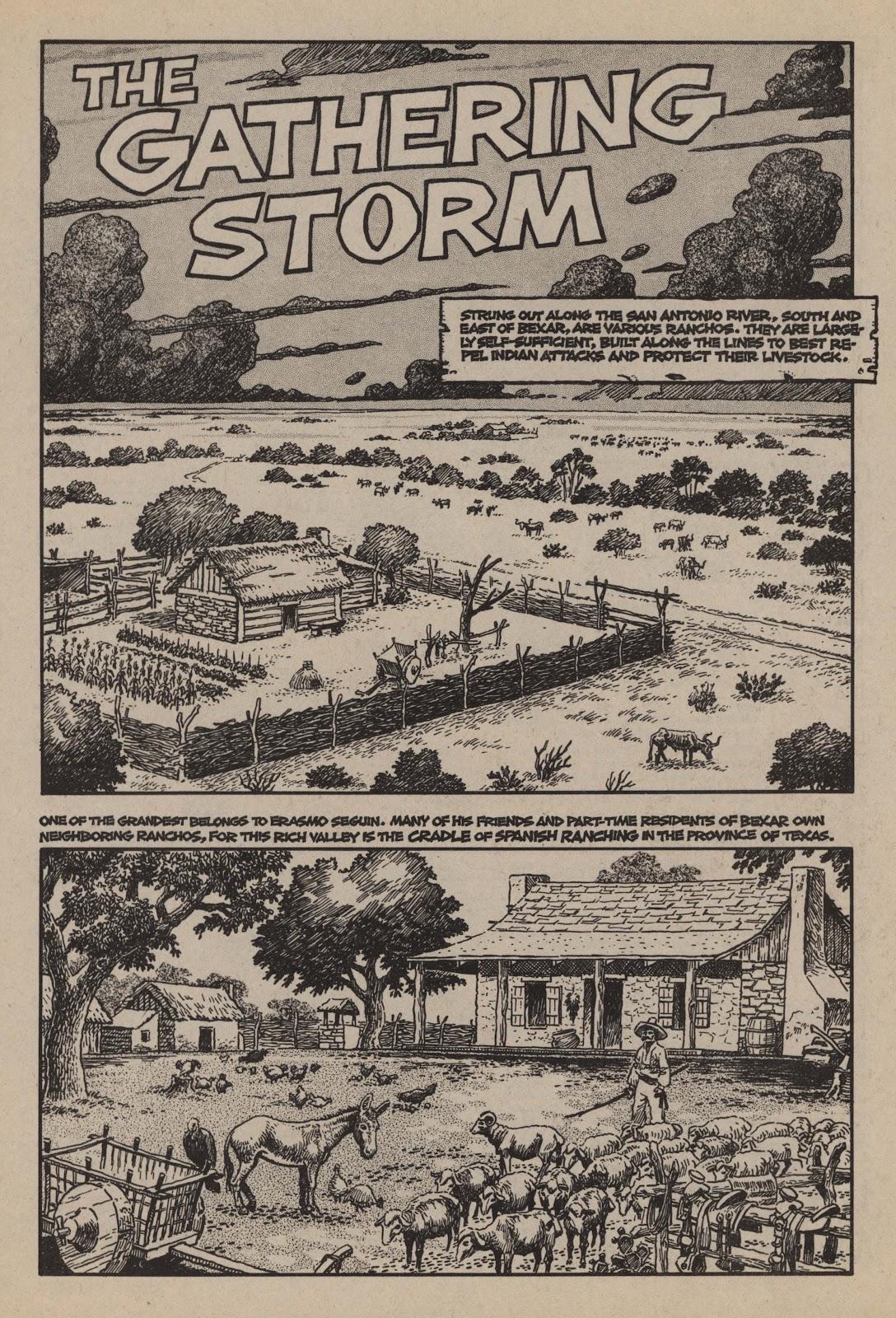 Recuerden el Alamo issue Full - Page 18