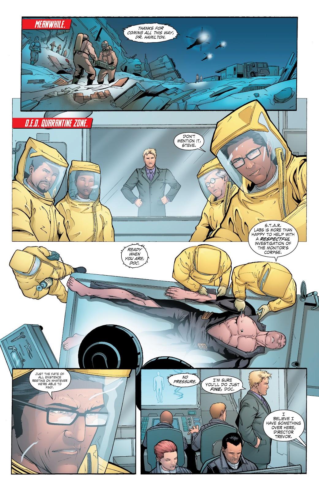 Read online Smallville Season 11 [II] comic -  Issue # TPB 6 - 172