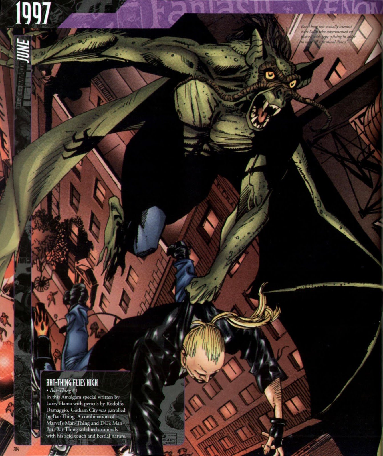 Read online Marvel Chronicle comic -  Issue # TPB (Part 3) - 69