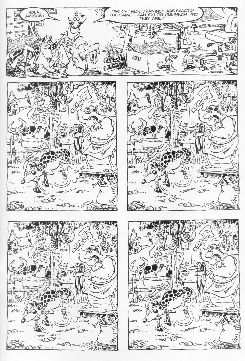 Read online Sergio Aragonés Groo the Wanderer comic -  Issue #114 - 33