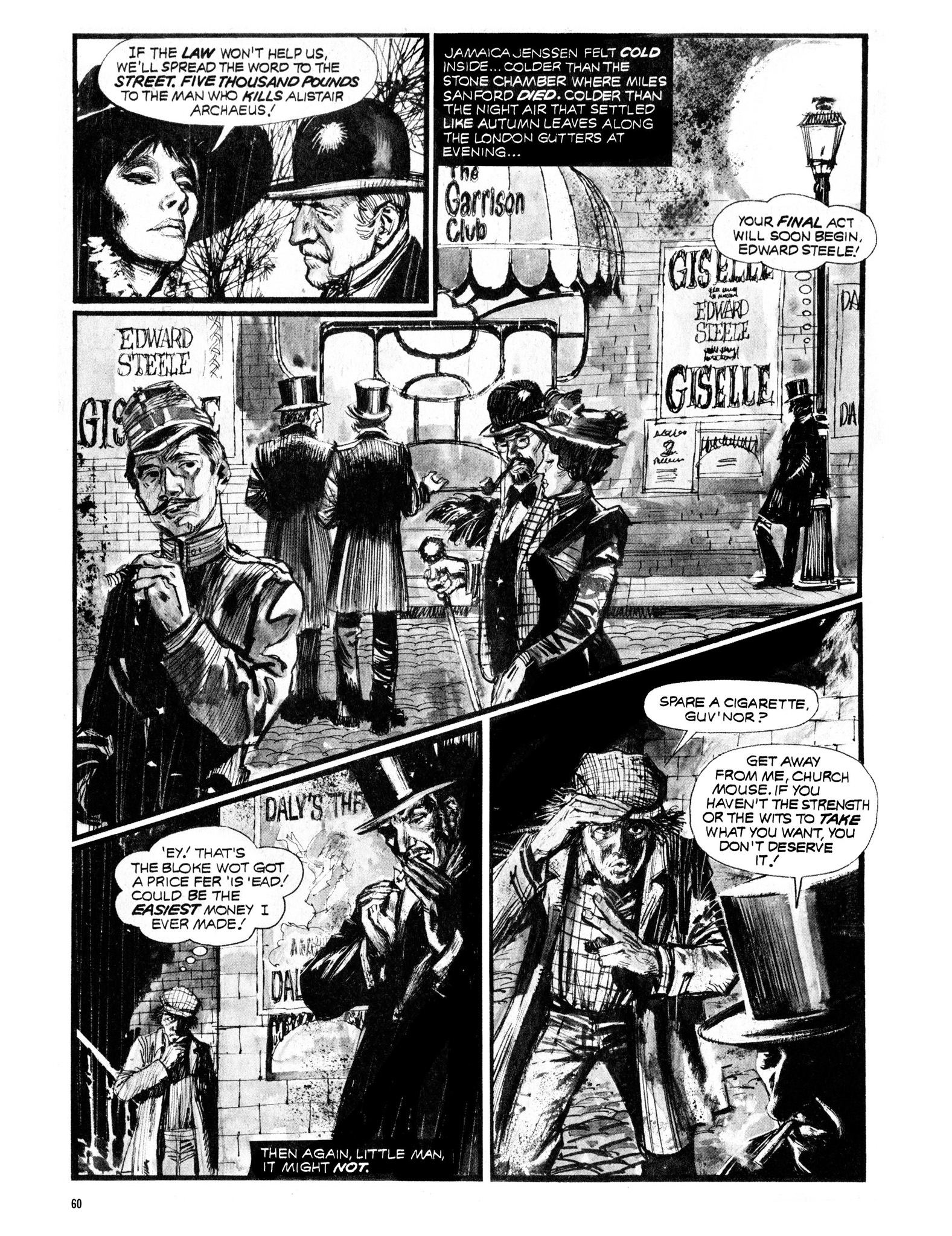 Read online Eerie Archives comic -  Issue # TPB 13 - 61