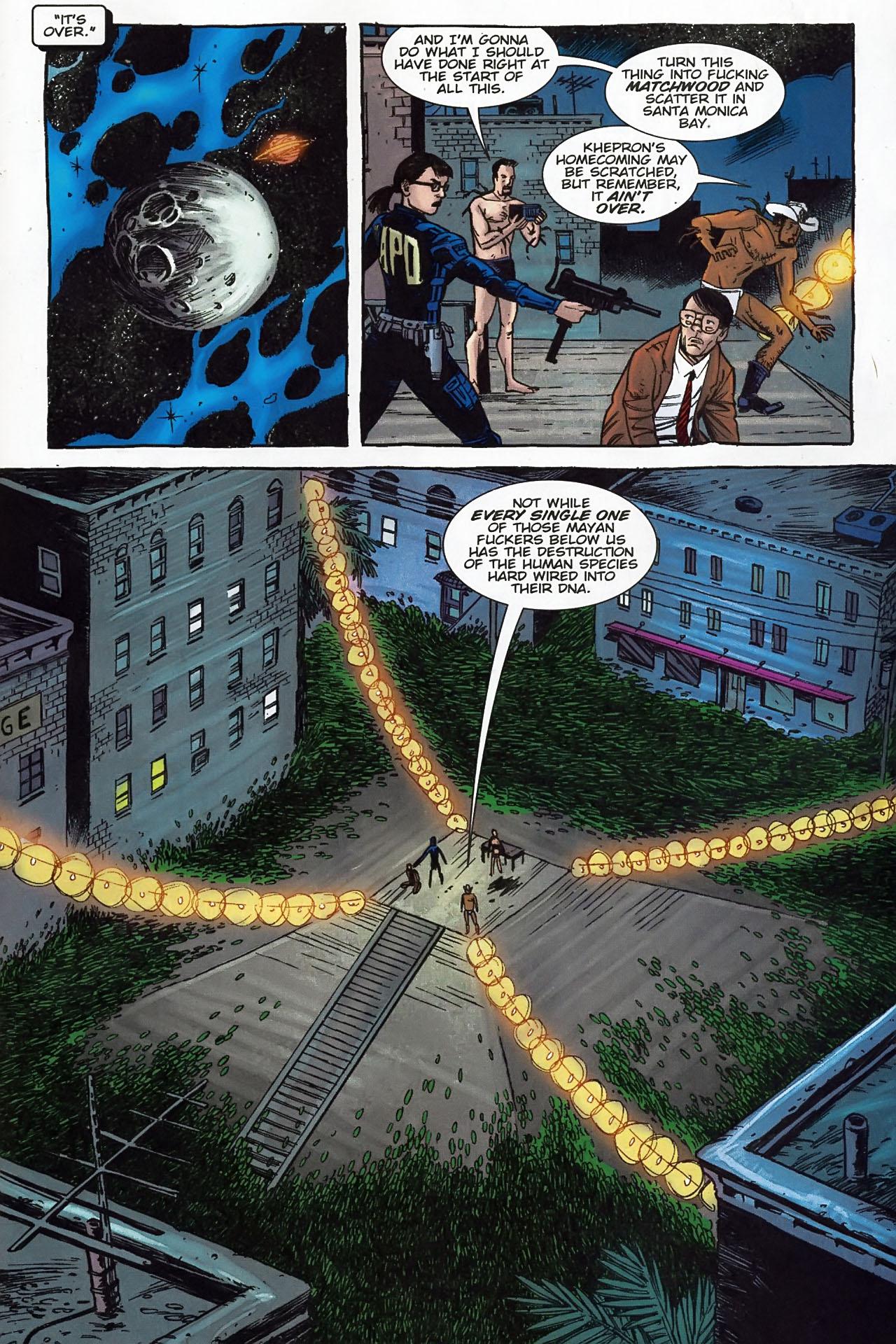 Read online The Exterminators comic -  Issue #30 - 18