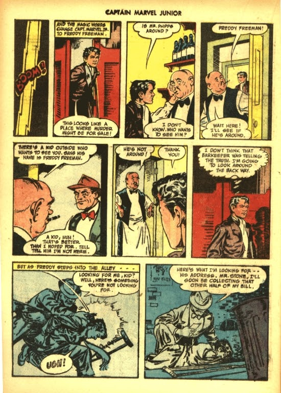 Captain Marvel, Jr. issue 39 - Page 21
