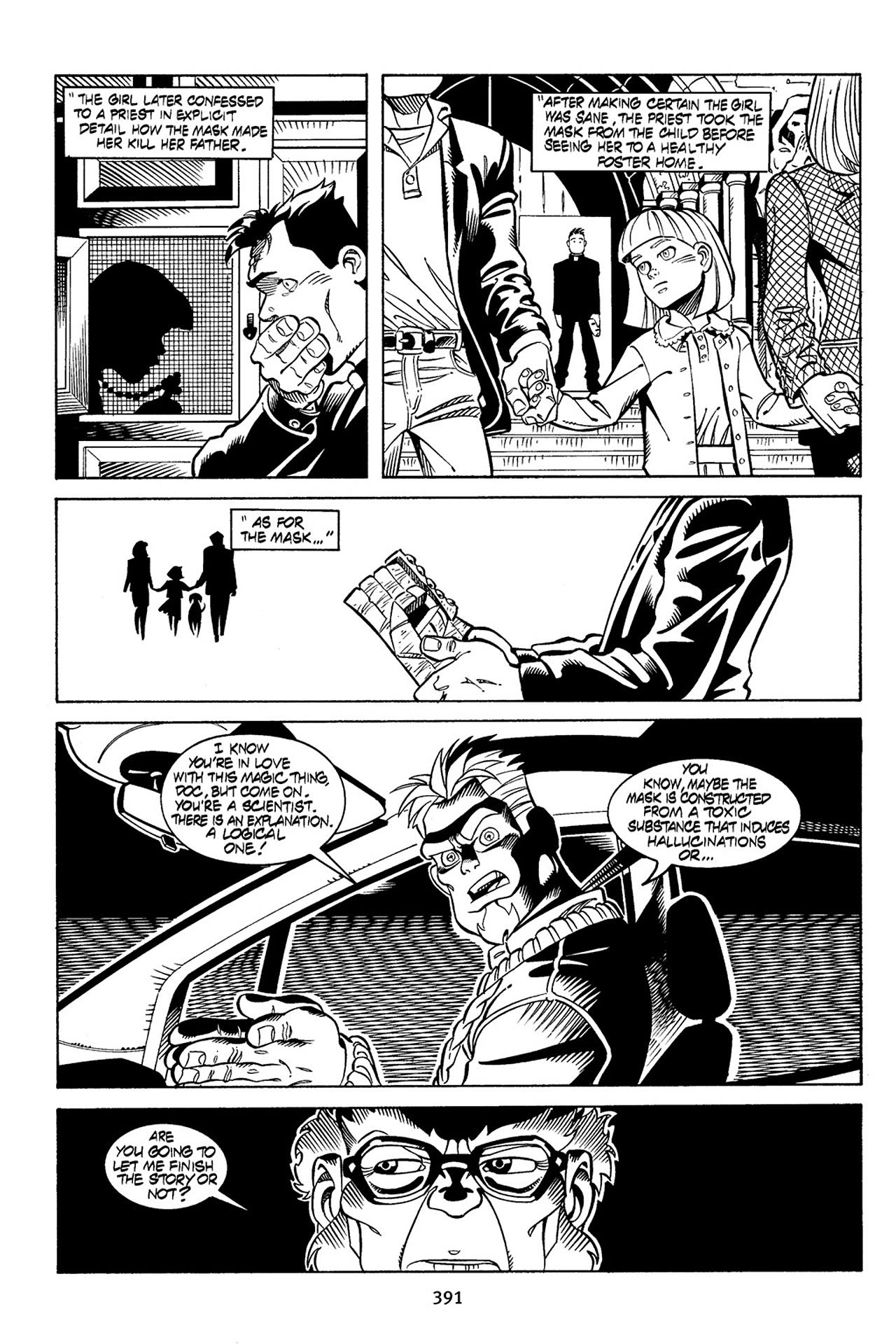 Read online Adventures Of The Mask Omnibus comic -  Issue #Adventures Of The Mask Omnibus Full - 390