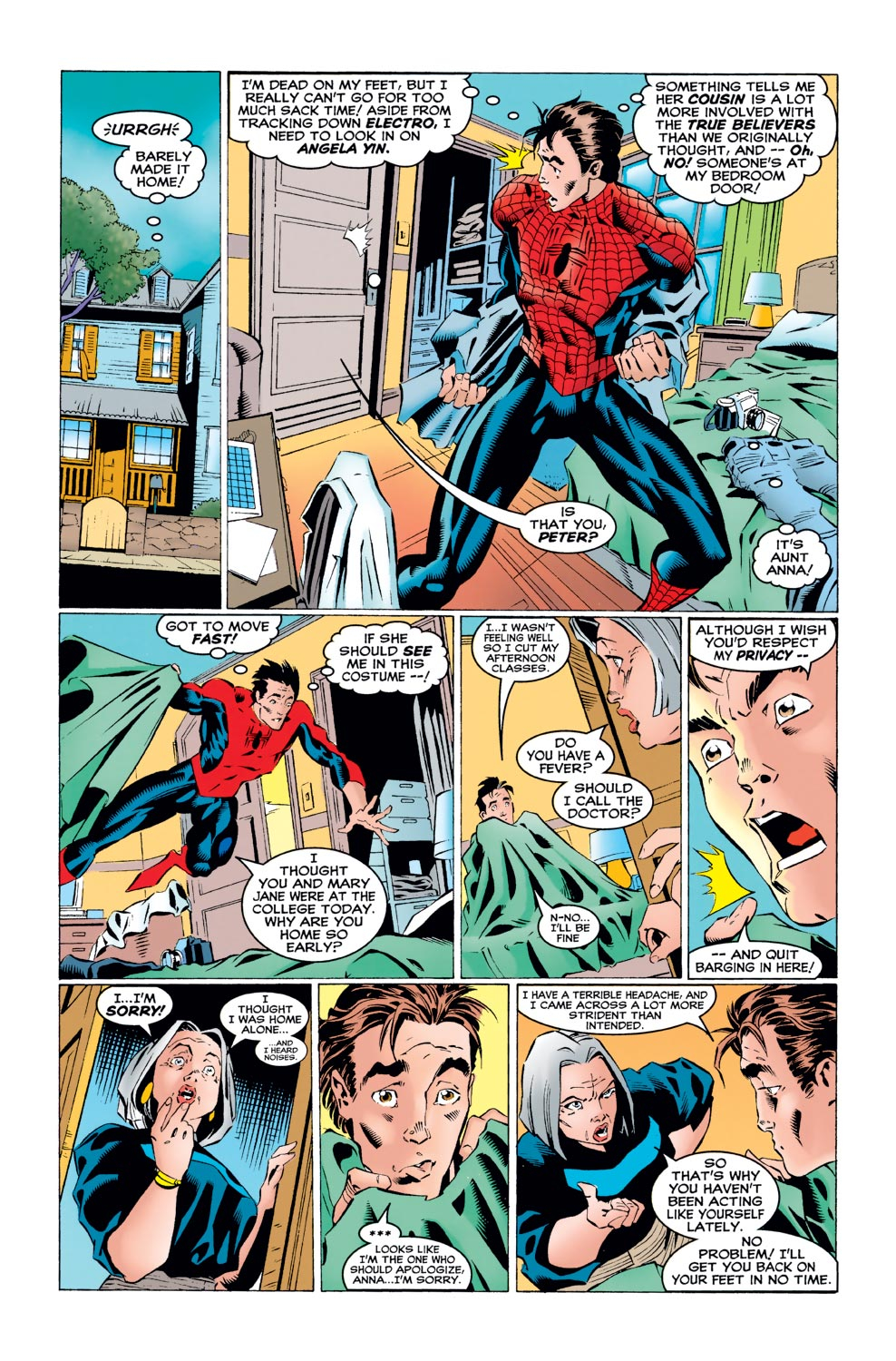 The Amazing Spider-Man (1963) 424 Page 7