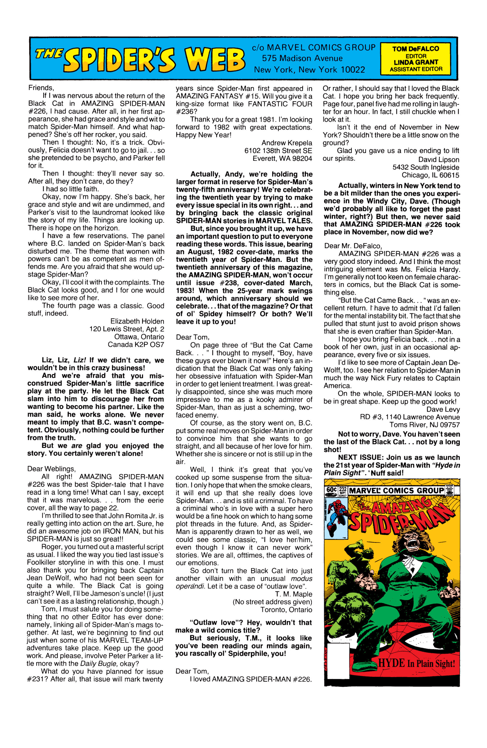 The Amazing Spider-Man (1963) 231 Page 23
