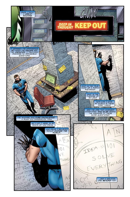 Read online Fantastic Four: Season One comic -  Issue # TPB - 124