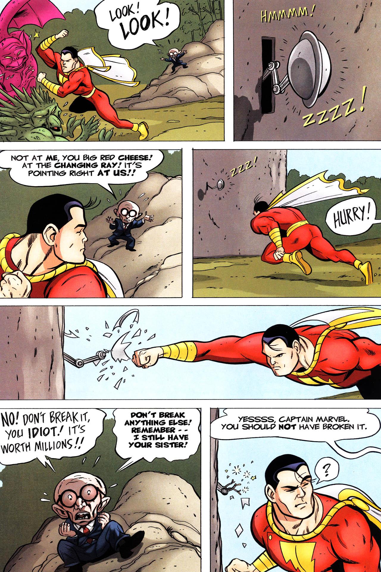Read online Shazam!: The Monster Society of Evil comic -  Issue #3 - 25