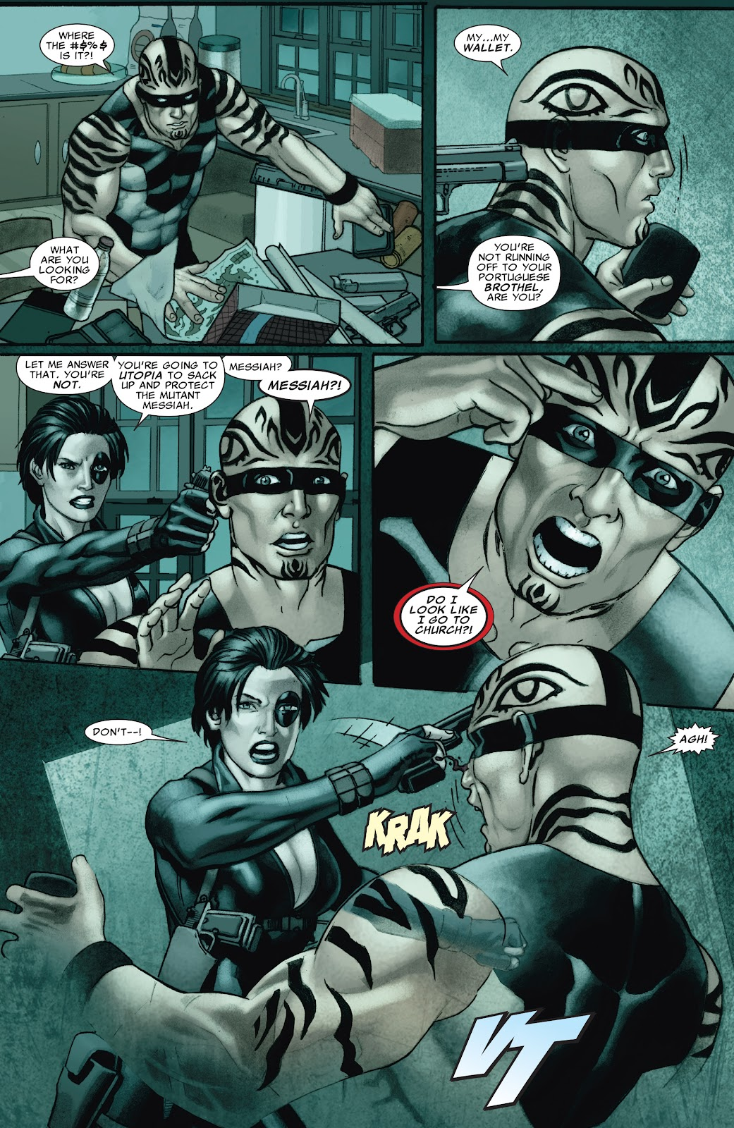 Read online X-Men: Second Coming comic -  Issue # _TPB (Part 2) - 62