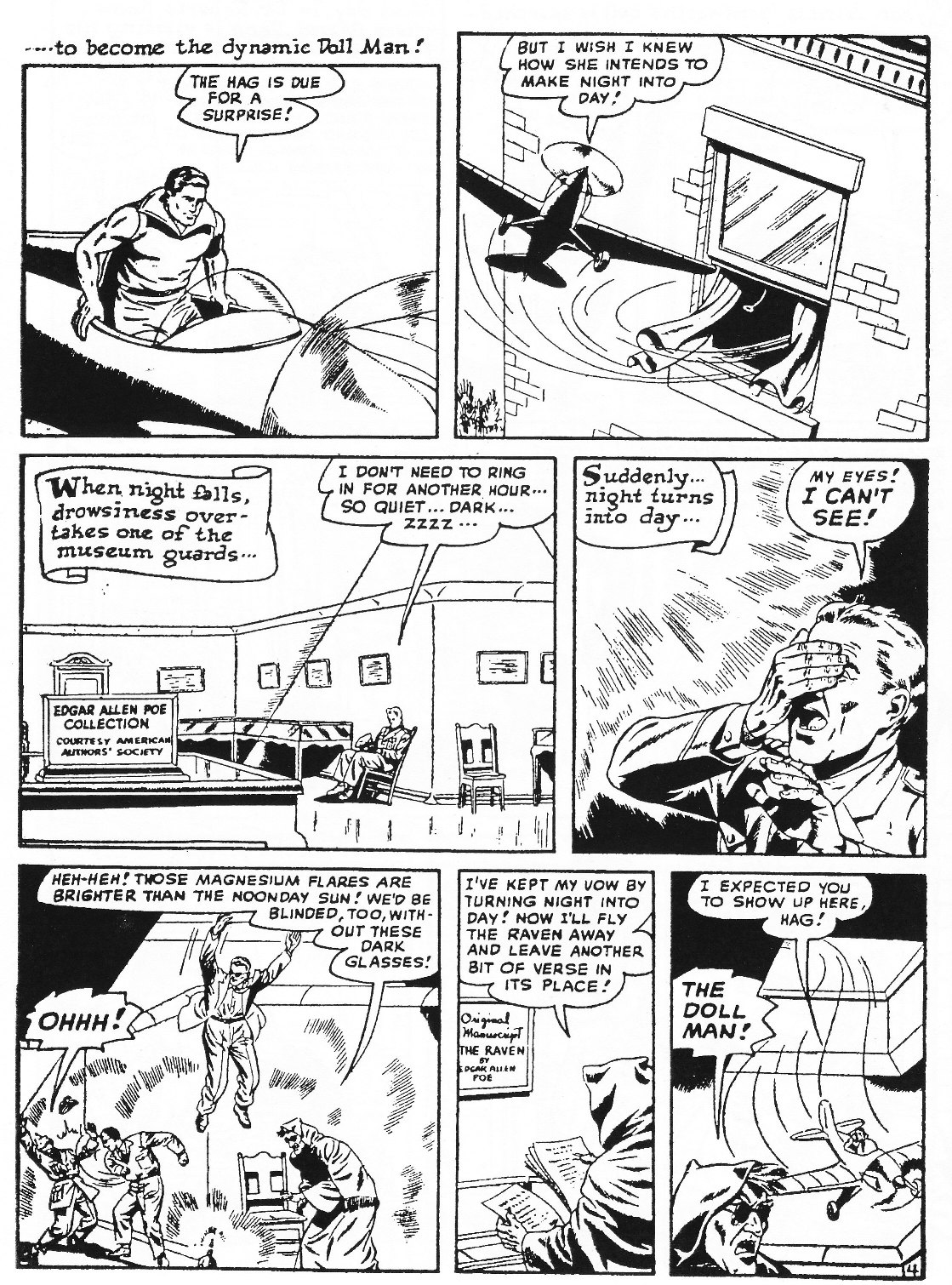 Read online Men of Mystery Comics comic -  Issue #72 - 18