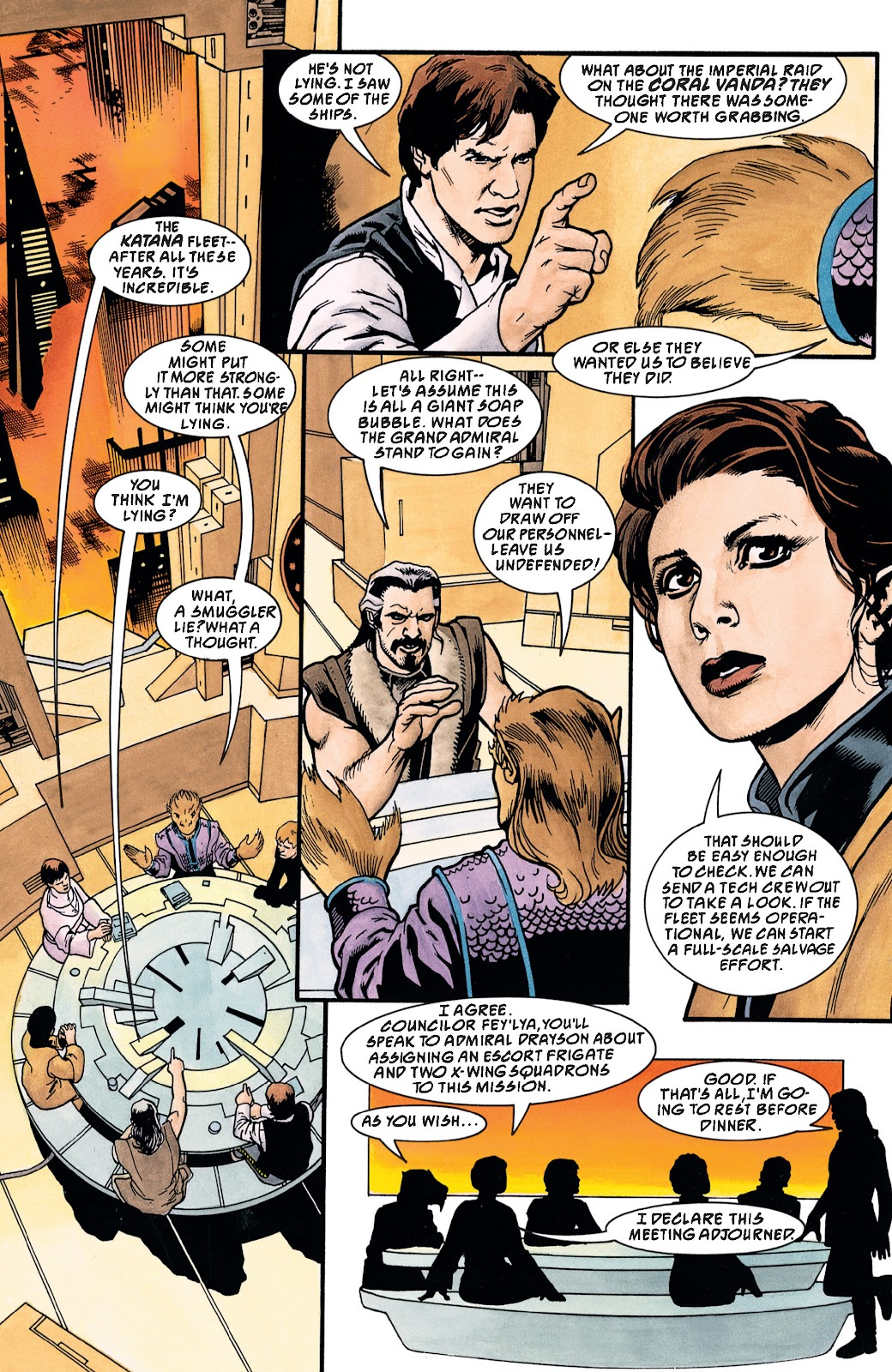 Read online Star Wars Legends: The New Republic - Epic Collection comic -  Issue # TPB 4 (Part 3) - 77