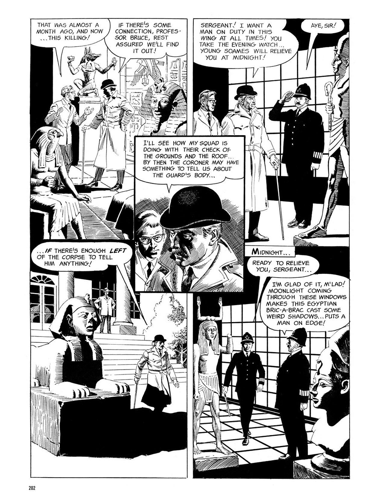 Read online Eerie Archives comic -  Issue # TPB 1 - 203